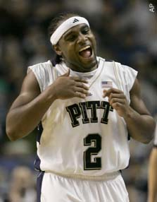 NCAA Pittsburgh Virginia Commonwealth Basketball