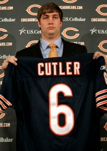 Bears Cutler Football